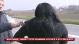 Bologna, giovane prostituta pugnalata alla schiena
