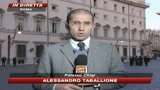 16/11/2009 - Battisti, vertice Berlusconi-Lula a Palazzo Chigi