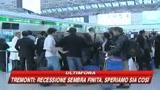 Fiumicino, lavoratori protestano per i nuovi orari