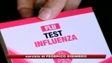 Influenza A, boom di test auto-diagnosi. Fazio: inutili