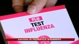 Influenza A, boom di test auto-diagnosi. Fazio: inutili