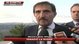 18/11/2009 - Caso Battisti, La Russa: Brasile è paese civile e amico