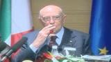 Napolitano: Il Parlamento ha problemi a legiferare