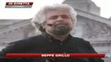Beppe Grillo: L'acqua è un diritto non un business