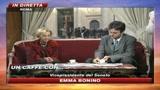 Un caffè con...Emma Bonino