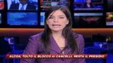 21/11/2009 - Alcoa, tolto il blocco ai cancelli, resta il presidio