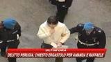 21/11/2009 - Delitto Mez, chiesto ergastolo per Amanda e Raffaele