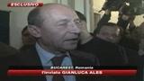 Basescu: Piena ripresa economica nel 2010