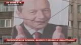 Elezioni Romania, è ballottaggio tra Basescu e Geoana