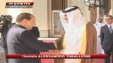 23/11/2009 - Berlusconi: i panni sporchi si lavano in famiglia