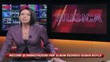 Susan Boyle, esordio con record