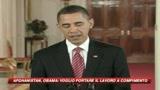 Obama: finiremo quello che abbiamo iniziato