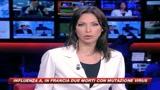 Influenza A, due morti in Francia per mutazione virus