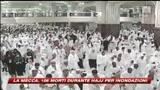La Mecca, 106 morti per inondazioni