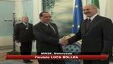 Minsk, Berlusconi loda l'ultimo grande dittatore