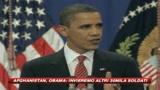 Obama: 30mila soldati in più per vincere in Afghanistan