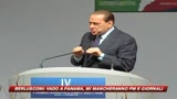 Berlusconi: vado a Panama, mi mancheranno pm e giornali