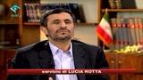 Nucleare, Ahmadinejad: stop a buoni rapporti con Aiea