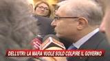 04/12/2009 - Spatuzza, Dell'Utri: mafia vuole far cadere il governo