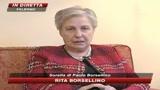 04/12/2009 - Spatuzza, Rita Borsellino