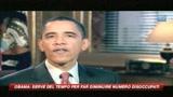 05/12/2009 - Disoccupazione Usa, Obama: Serve ancora del tempo