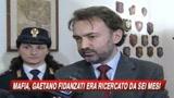 Mafia, Giuliano: Fidanzati era ricercato da sei mesi