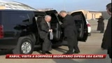 Kabul, visita a sorpresa di Robert Gates