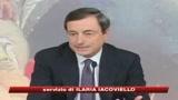 Draghi: i debiti di Stati e banche sono Impressionanti