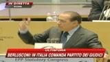 Berlusconi: Faremo la riforma della giustizia