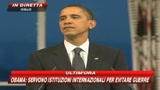 Obama: Eredi della grandezza delle passate generazioni