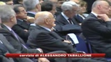Napolitano: basta contrapposizione esasperata
