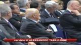 Napolitano: basta contrapposizione esasperata