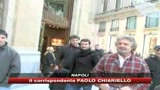 Napoli, Grillo: Io come Obama
