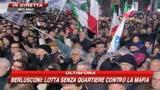 Berlusconi: Maggioranza coesa. Siamo squadra compatta