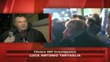 13/12/2009 - Berlusconi ferito, Così abbiamo bloccato l'aggressore