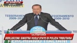 Berlusconi: giudici politicizzati? Nessun attacco 