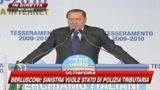 Berlusconi: giudici politicizzati? Nessun attacco