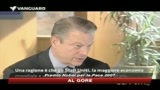 Clima, Al Gore: non abbiamo risolto il problema