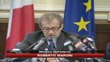 Maroni: premier ha rischiato di essere ucciso
