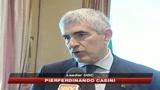 Casini: è il momento della solidarietà