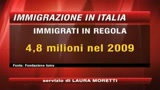 Rapporto immigrati, quasi cinque milioni gli stranieri