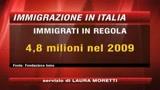 Rapporto immigrati, quasi cinque milioni gli stranieri