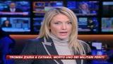Tromba d'aria Catania, morto uno dei militari feriti