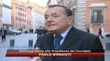 Berlusconi, Bonaiuti: proveremo a frenarlo un pò