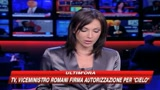 Tv, il viceministro Romani: Cielo pu trasmettere