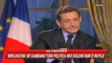 Vertice clima, Sarkozy: Gli Usa devono dare l'esempio