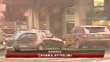 Maltempo, nevica su Genova e il savonese