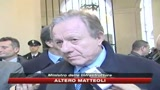 22/12/2009 - Maltempo, Matteoli: Nessun rimborso per i ritardi