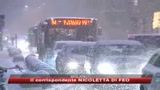Neve sull'Italia, danni per 30 milioni
