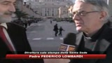 25/12/2009 - Il portavoce della Santa Sede: Il Papa sta bene
